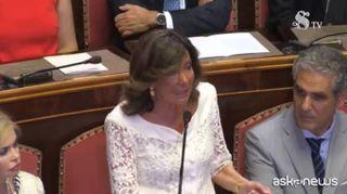In Senato l'omaggio a Napoli con Serena Autieri e Massimo Ranieri