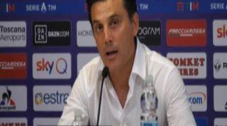 "Fiorentina, Montella: ""Ribery sontuoso"""