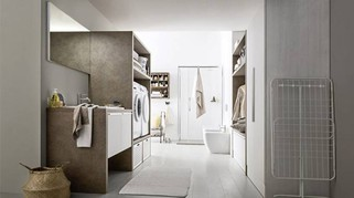 Organizzare una zona lavanderia in casa