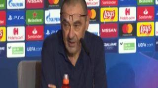 """Atletico-Juve, Sarri: """"Passi in avanti notevoli della squadra"""""""