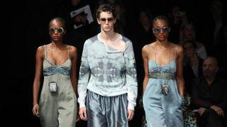 Emporio Armani, la collezione primavera estate 2020