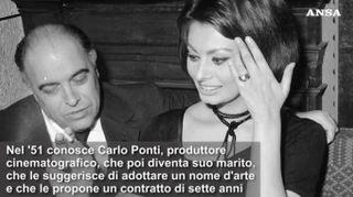 Buon compleanno Sophia Loren
