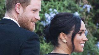 Meghan Markle, Harry e Ivanka Trump a Roma per le nozze di Misha Nonoo
