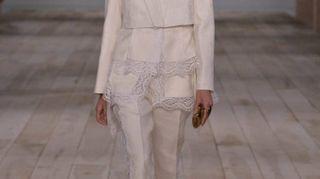Alexander McQueen, la sfilata di Parigi