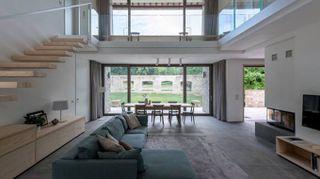 Una casa accogliente e connessa con la natura alle porte di Todi