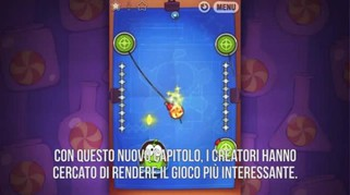 Cut The Rope addicted? Prova con la versione Magic!