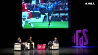 Roberto Baggio ospite al Festival dello Sport di Trento