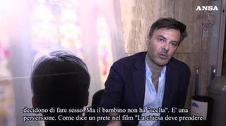 "Francois Ozon racconta il film ""Grace a' Dieu"""