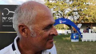 'Much' Mair, volontario d'eccezione all'Open d'Italia