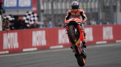 MotoGp Giappone 2019, vince Marquez. Secondo Quartararo. La classifica aggiornata