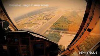 """Aviazione, Leonardo al Dubai Air Show col terminal """"portatile"""""""