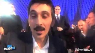 """Conte irrompe da Fiorello: """"Mi prendi in giro, faremo i conti"""""""