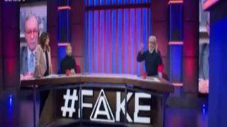 A 'Fake' si discute di clima, botta e risposta tra Sofri e Feltri che abbandona il collegamento