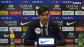 """Roma-Spal, Fonseca: """"Sono molto soddisfatto"""""""