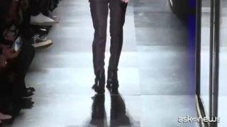I Beckham, Kate Moss e altri vip alla sfilata di Dior a Parigi