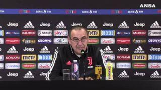 """Juve, Sarri ricorda Anastasi: """"Giocatore importante per tutto calcio italiano"""""""