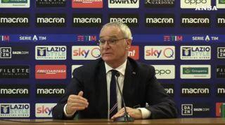 """Ranieri: """"La Lazio come il Leicester? Io ci proverei"""""""