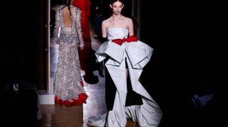 Le proposte di Valentino, Givenchy, Victor & Rolf