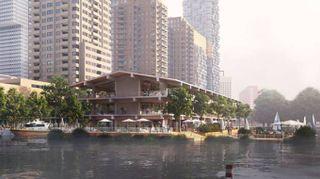 """Floating Office Rotterdam, il primo edificio galleggiante per uffici """"sostenibile"""""""