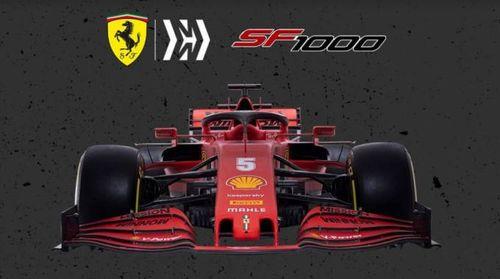 Ferrari, scopri la nuova monoposto F1 2020. Si chiama SF 1000