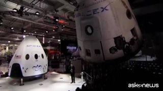 Spazio, SpaceX e Space Adventures faranno volare turisti spaziali
