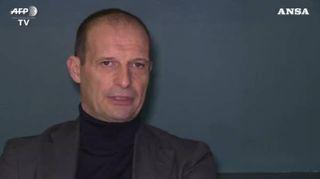 """Juventus, Allegri: """"Maledizione Champions? Non esiste"""""""