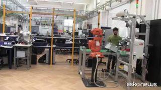 A Milano i robot del futuro, viaggio nei nuovi laboratori Polimi
