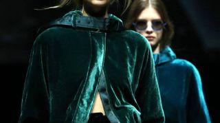 Milano Fashion Week, la sfilata di Emporio Armani