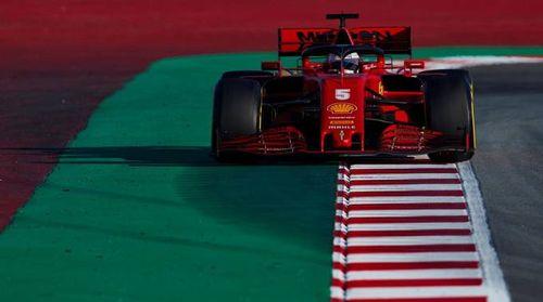 """Test F1 2020 Barcellona, Vettel: """"Il rinnovo del contratto? Ne parleremo più avanti"""""""