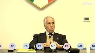 """Olimpiadi, Malago': """"A maggio o giugno per non spostare altri eventi"""""""