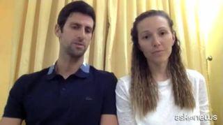 Coronavirus, Djokovic dona 1 mln di euro a Serbia per respiratori