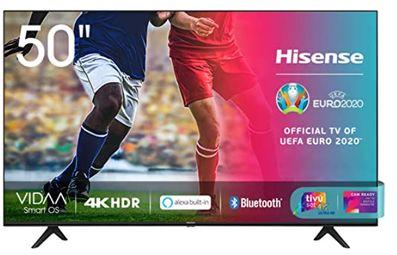 Hisense 50AE7000F, Smart TV LED su Amazon