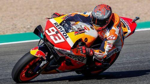 """MotoGp, la Honda su Marquez: """"Evoluzione clinica soddisfacente"""""""